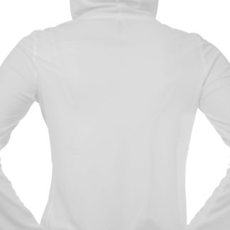You are beautiful hooded pullover