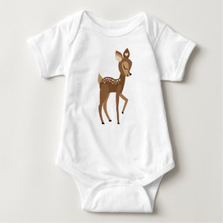 YOU are DEER to ME Baby Bodysuit