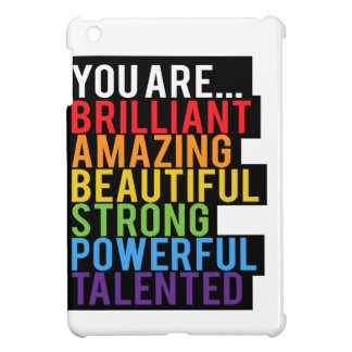 You Are Everything iPad Mini Cases