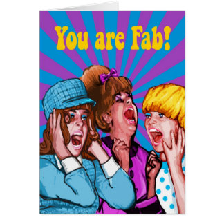 You Are Fab Card