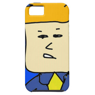 you are fired cartoon boy iPhone 5 cover