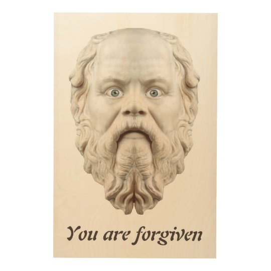 You Are Forgiven Wood Wall Decor