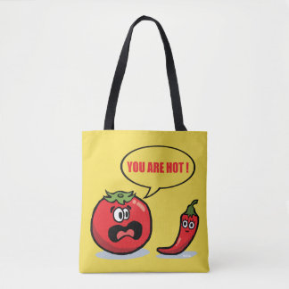 You are hot ! tote bag