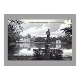 You are Invited Fontainebleau 5x7 Paper Invitation Card