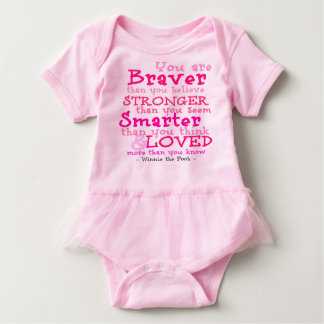 You are Loved Baby Bodysuit