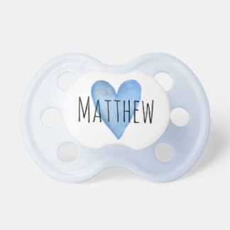 You Are Loved Customisable Boys Dummy Baby Pacifier