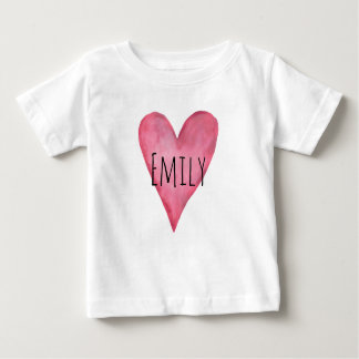 You are Loved Customizable Baby Girl T-Shirt