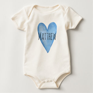 You are Loved Customizable Baby Organic Bodysuit