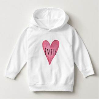 You Are Loved Customizable Girls Hoodie