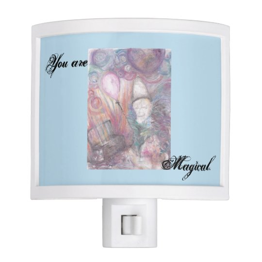 You are Magical fantasy art by cfw Nite Lite