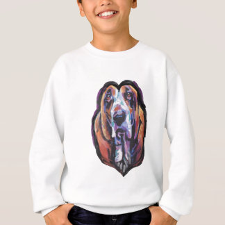 You Are My Basset Hound Heart Sweatshirt