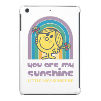 You Are My Sunshine Arch iPad Mini Retina Cover