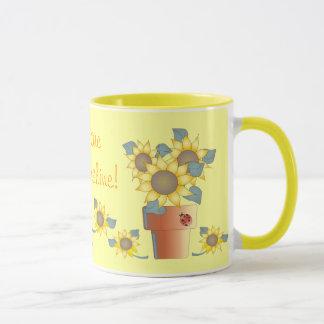YOU ARE MY SUNSHINE by SHARON SHARPE Mug
