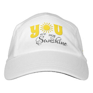 You are my sunshine hat