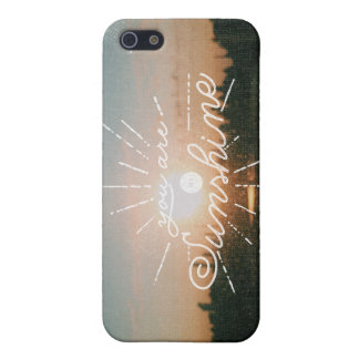 You are My Sunshine iPhone 5 Covers