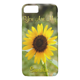 You Are My Sunshine iPhone 7 Case