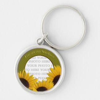 You Are My Sunshine KeyChain