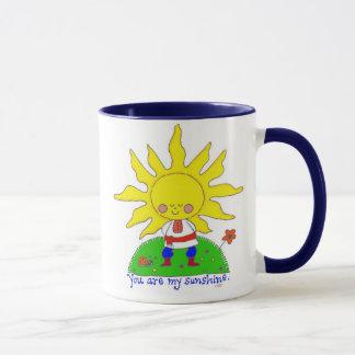 You are My Sunshine. Mug