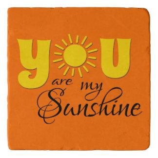 You are my sunshine trivet