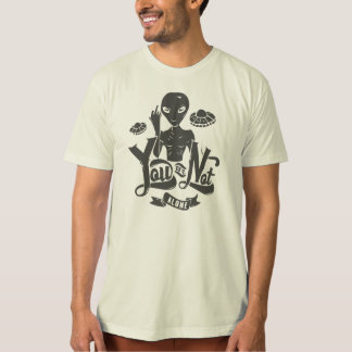 You Are Not Alone Alien Invasion T-Shirt