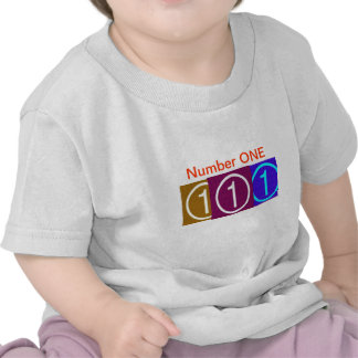 You are NUMBER ONE - Achievers in Excellence T Shirt