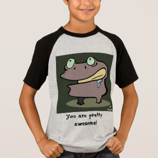 """You are pretty awesome!"" Cute T-shirt for Kids"