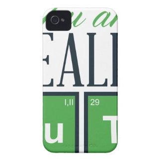 you are really cute, cool design iPhone 4 Case-Mate case
