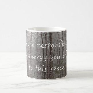 You Are Responsible - 11oz Mug