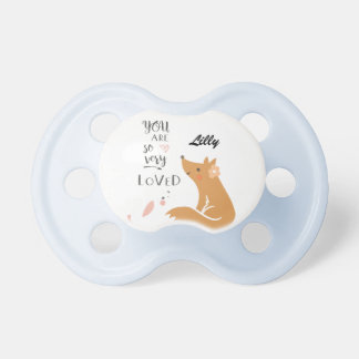 You Are So Very Loved Baby Dummys Pacifier