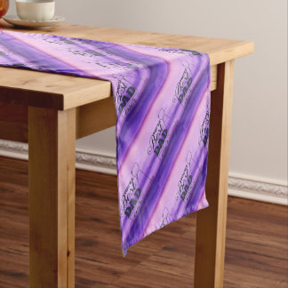 You are the best dad ever Father's day Short Table Runner