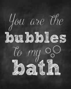 Bubble Bath Posters Prints Poster Printing Zazzle Ca