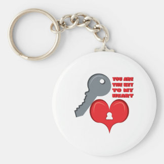 You Are The Key Key Chains