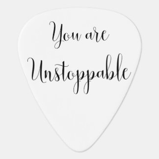 You are Unstoppable, Inspiring Message Pick