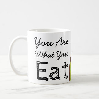 You Are What You Eat Avocado Coffee Mug