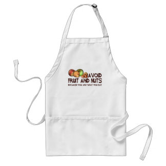 You are what you eat standard apron