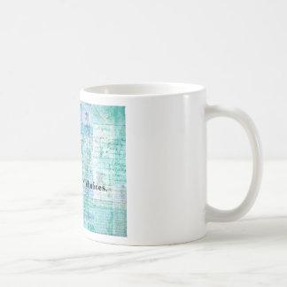 You are your choices SENECA QUOTE Mug