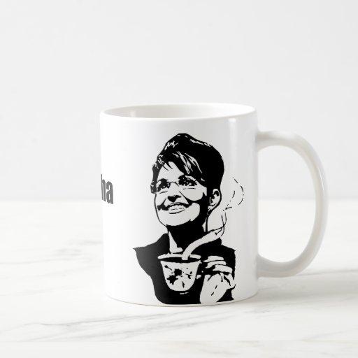 You betcha 2012 coffee mugs
