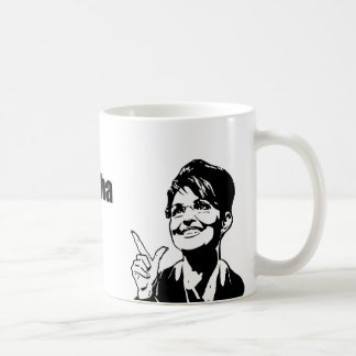 You betcha 2012 mug