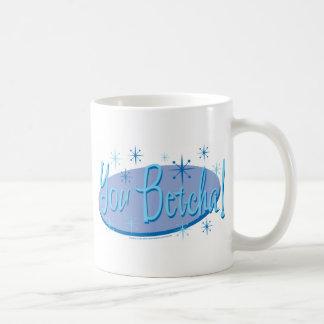 You-Betcha Classic White Coffee Mug