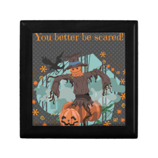 You Better Be Scared Halloween Gift Box