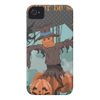 You Better Be Scared Halloween iPhone 4 Case-Mate Case