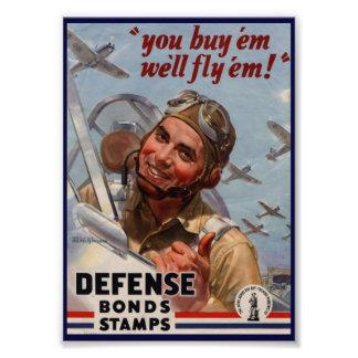"You Buy 'em and We'll Fly 'em"" Photo Print"