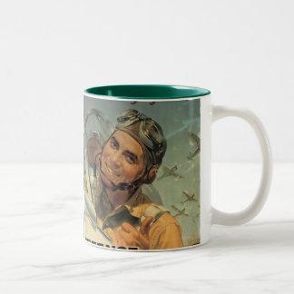 You Buy 'Em We Fly 'Em Mug