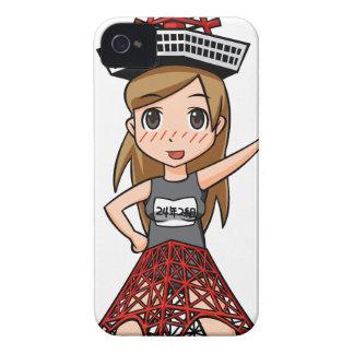 You can do Kiyouko still! English story Minato iPhone 4 Case-Mate Case