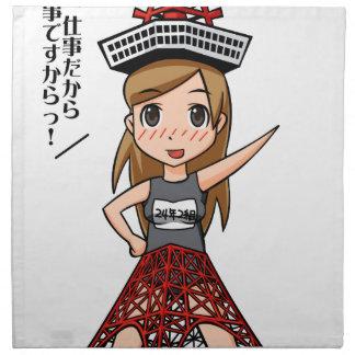 You can do Kiyouko still! English story Minato Napkin