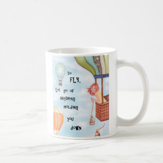 You Can Fly - Inspirational Fine Art Mug