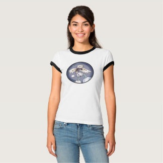 You can Fly T-Shirt For Lady