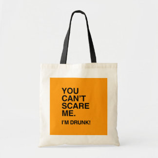 YOU CAN T SCARE ME I M DRUNK - Halloween - png Tote Bag