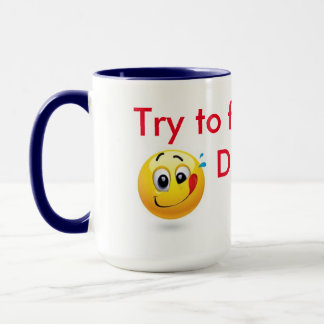 You can use this in any ocassion and it is fun too mug