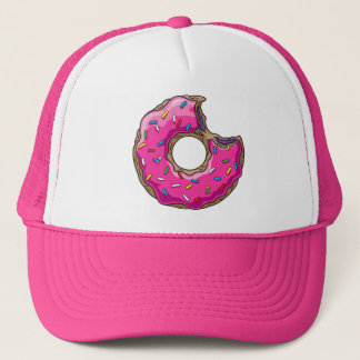You can't buy happiness but donut trucker hat
